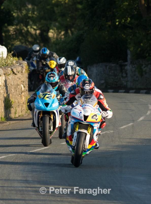 Dan Kneen - Southern 100 Road Races