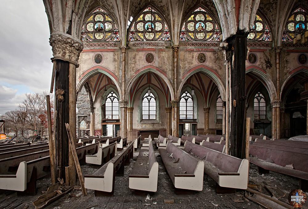 St. Bonaventure Roman Catholic Church (Philadelphia, PA)    Abandoned America