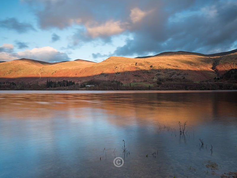 Thirlmere Reflections - Lake District