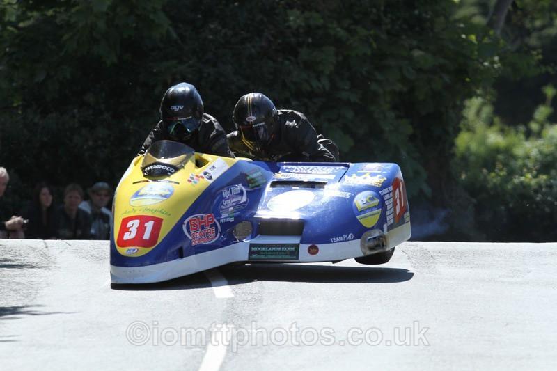 IMG_2415 - Sidecar Race 2 - TT 2013