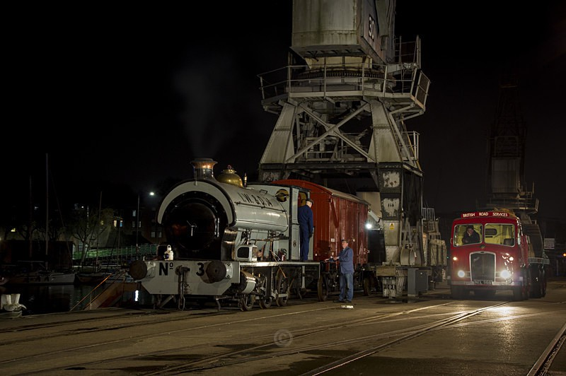 Ready for off loading - The Lure of Steam Latest Images