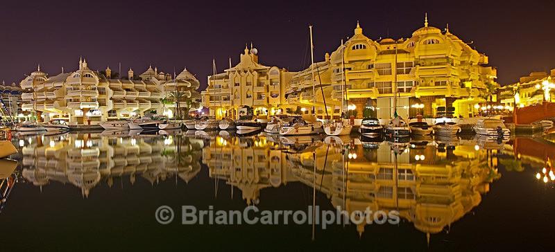 Benalmadena Marina, near Malaga Spain - Costa del Sol, Spain