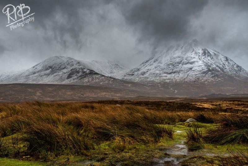 Stormy Glen Coe - Other UK Landscapes