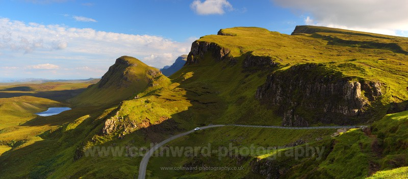 Quiraing, Isle of Skye - West Highlands