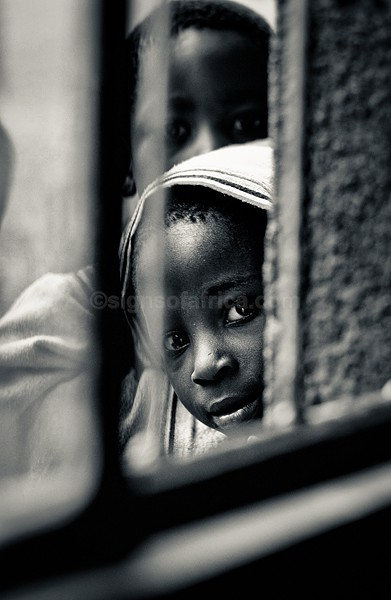 Children Bukavu DRC