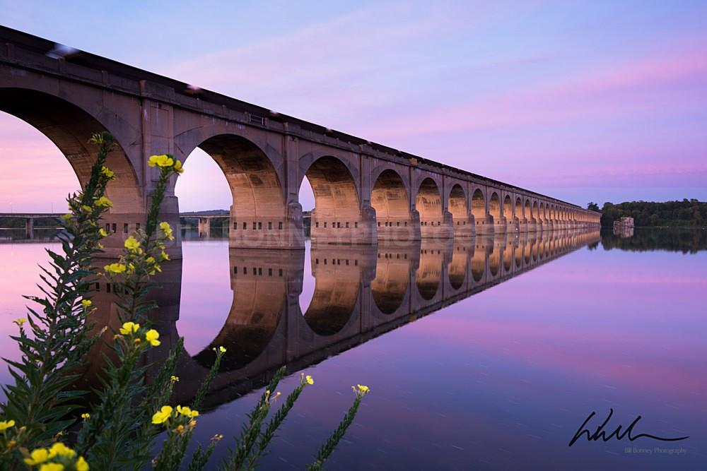 Railroad Bridge - Harrisburg Area, Pennsylvania