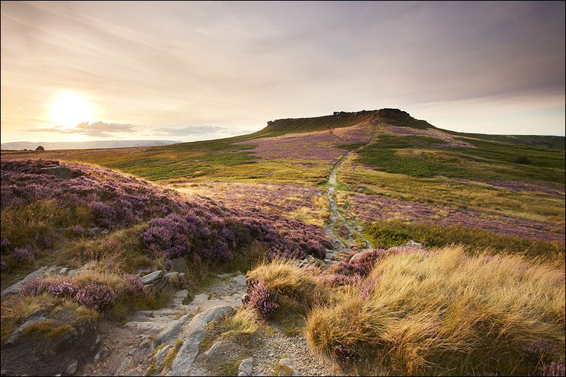 Carl Wark to Higger Tor - Peak District | Dark Peak