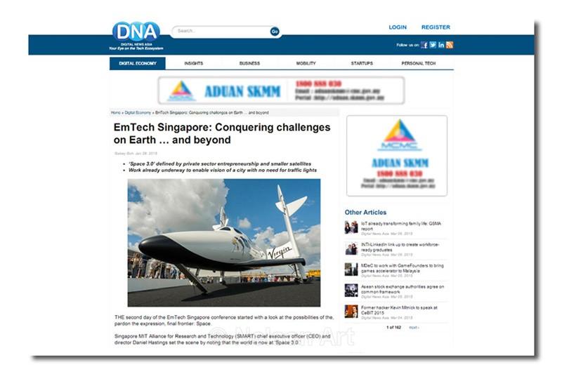 Digital News Asia - The Media