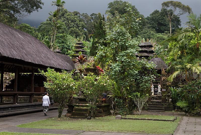 Batukara Temple - Bali's Lush Heartland