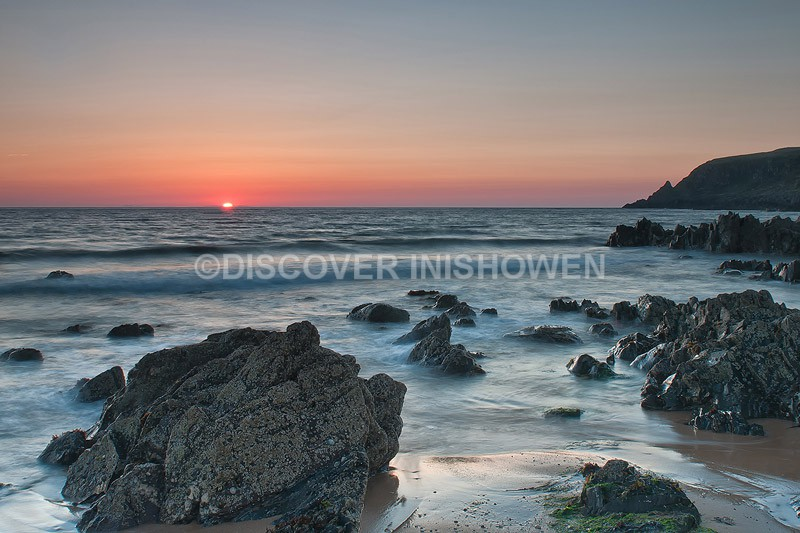 Sunrise, Tremone Bay - Nature