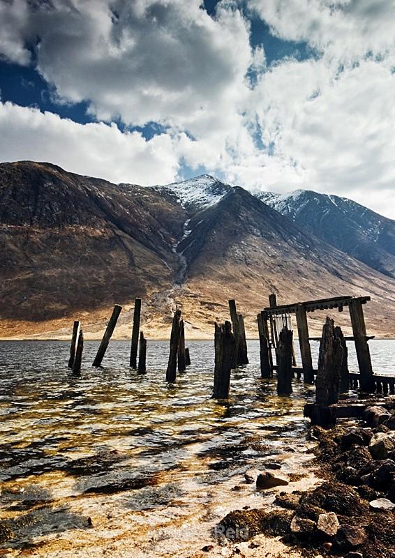 Loch Etive on to Ben Starv - Landscapes
