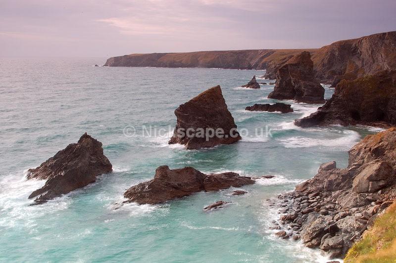 Bedruthan Steps   Newquay Coastal Photos   Cornwall Landscape Photography