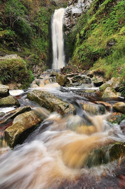 Glenevin Waterfall - Inishowen II