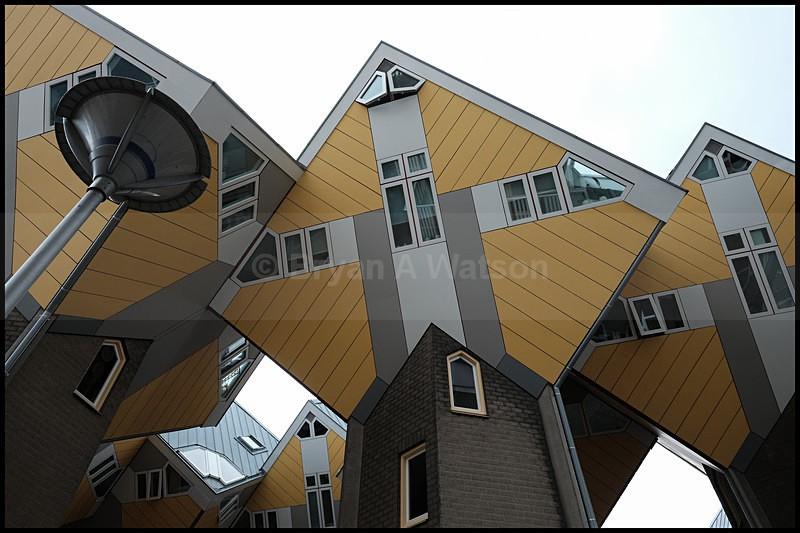 Cube House - Rotterdam