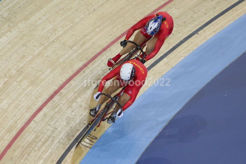WCC-134 - World Cup Cycling Olympic Velodrome