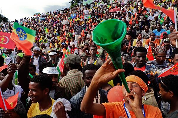 Ethiopia Elections 2010