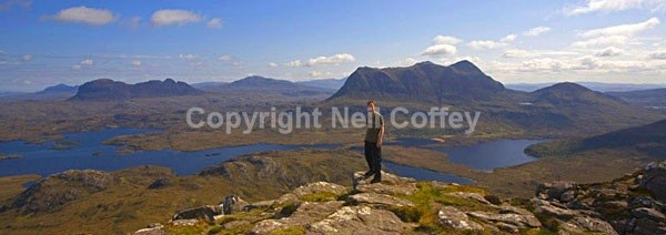 On Stac Pollaidh, May 2008 - Personal