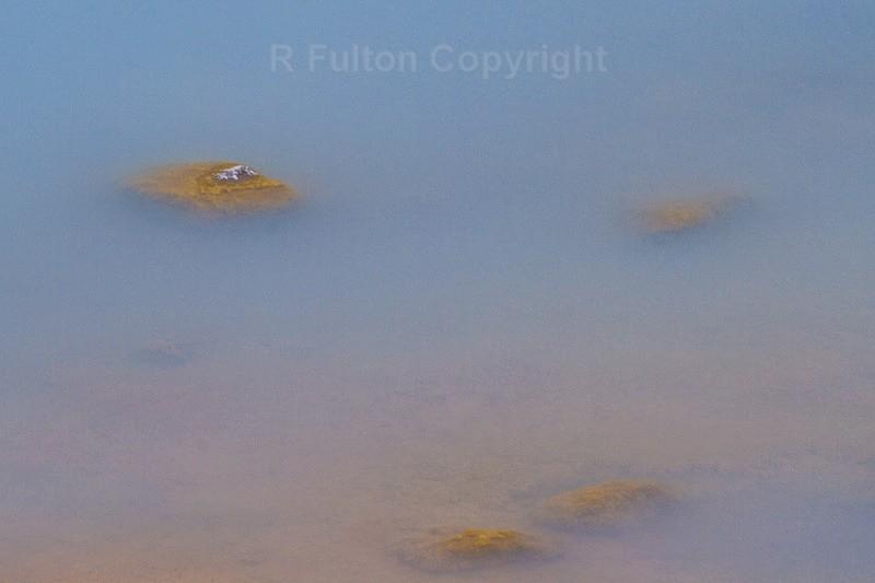 Geyser Detail 1 - Yellowstone