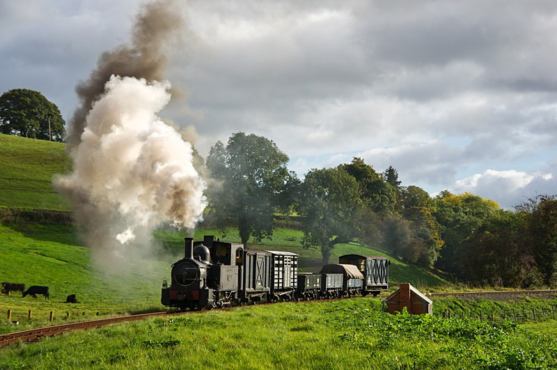 The morning delivery - The Lure of Steam Latest Images
