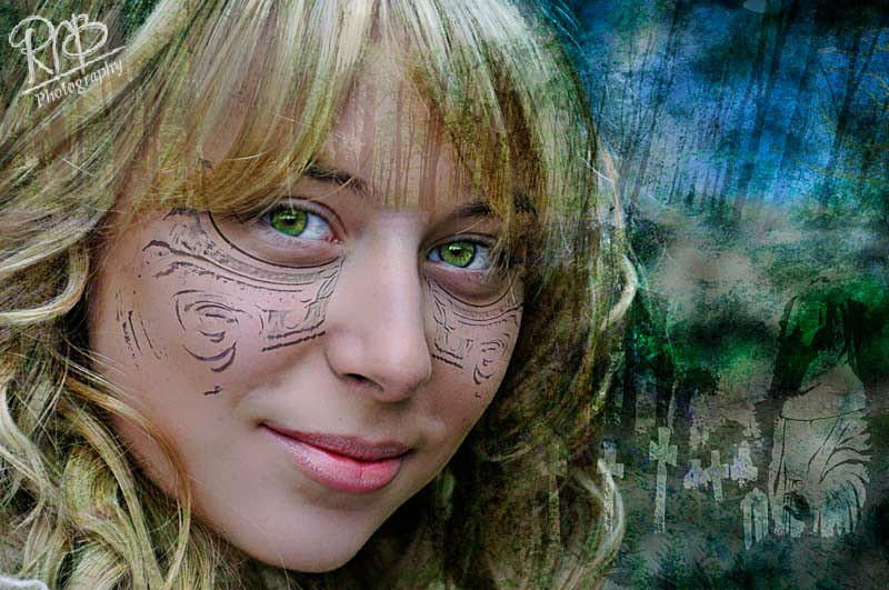 Forest Enchantress - Creative Images