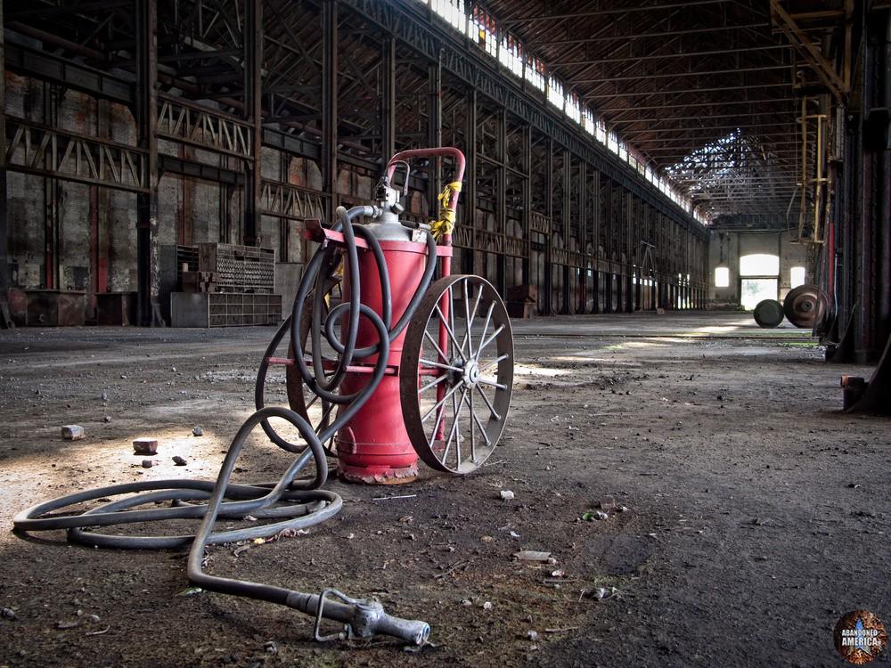 Bethlehem Steel (Bethlehem, PA) | bittersweet recollection - Bethlehem Steel