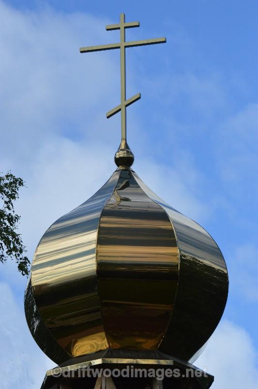 Archangel dome - Archangel, Russia