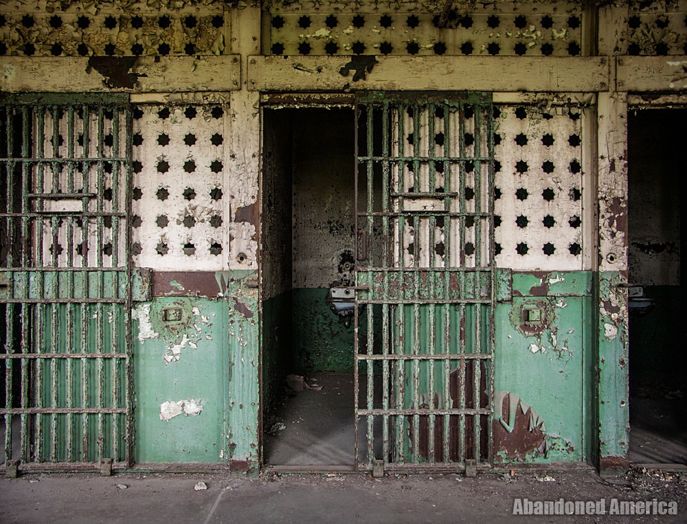 York County Prison (York, PA) | Cell Door - The York County Prison
