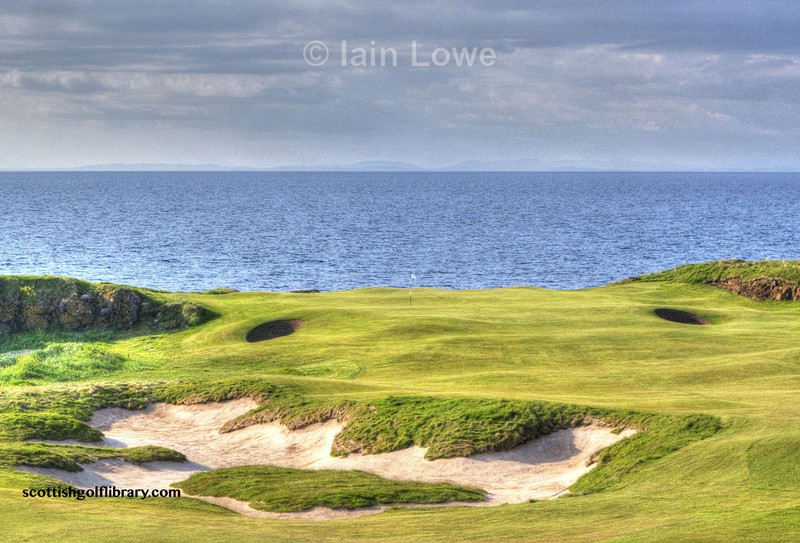 Trump Turnberry 10th approach - Trump Turnberry 2016 - 2017