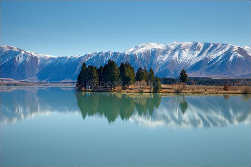 Lake Ruatinawha - Photographs of New Zealand