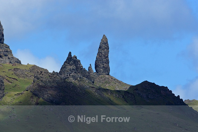 Close-up of The Old Man of Storr, Isle of Skye - Scotland