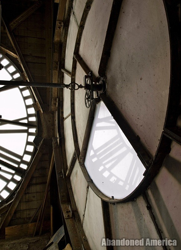 'out of time', Scranton Lace Company (Scranton, PA)   Abandoned America