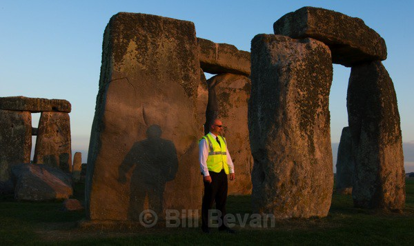Security - Stonehenge