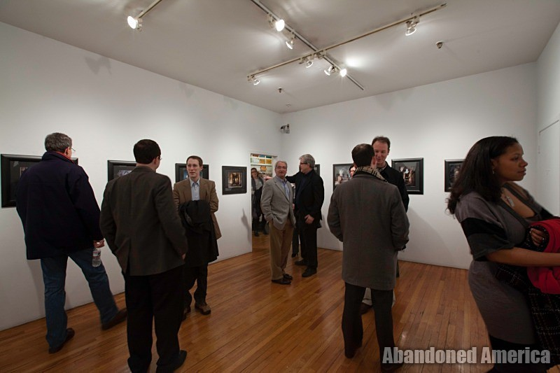 OK Harris gallery showing of matthew christopher murray's abandoned america photography