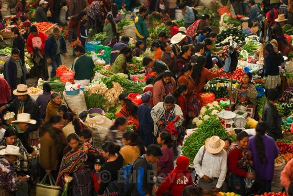 Chichicastenango Market - Travel