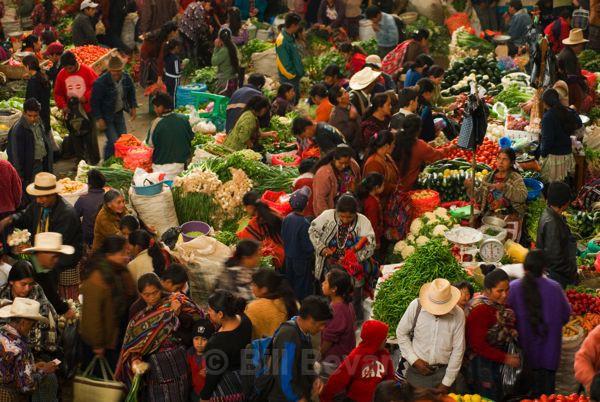 Chichicastenango Market - Travel