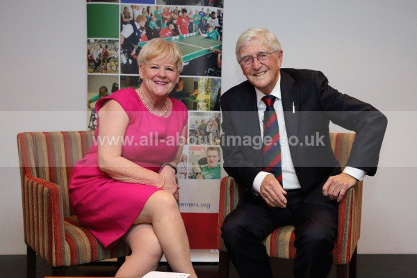 1N2A2042a - An Evening with Sir Michael Parkinson ~ NCFC, March 11th