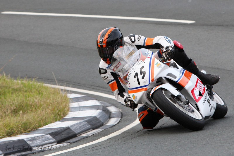 Dave Hewson - Racing