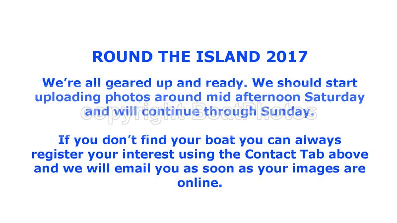 170701 WEBSITE MESSAGE - ROUND THE ISLAND 2017