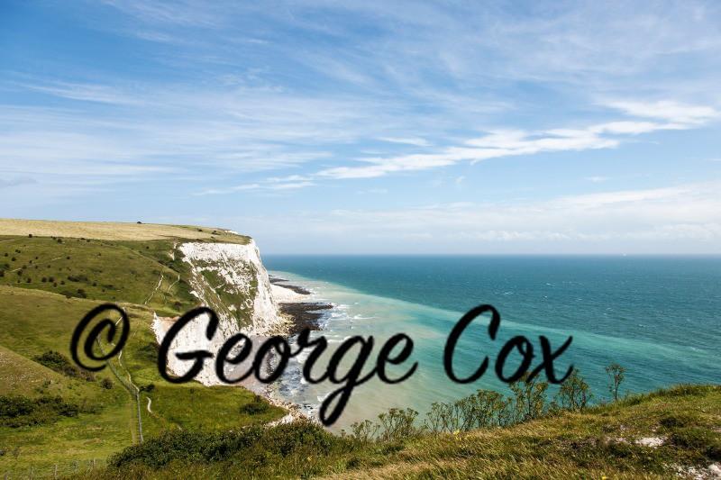 White Cliffs of Dover - Landscapes
