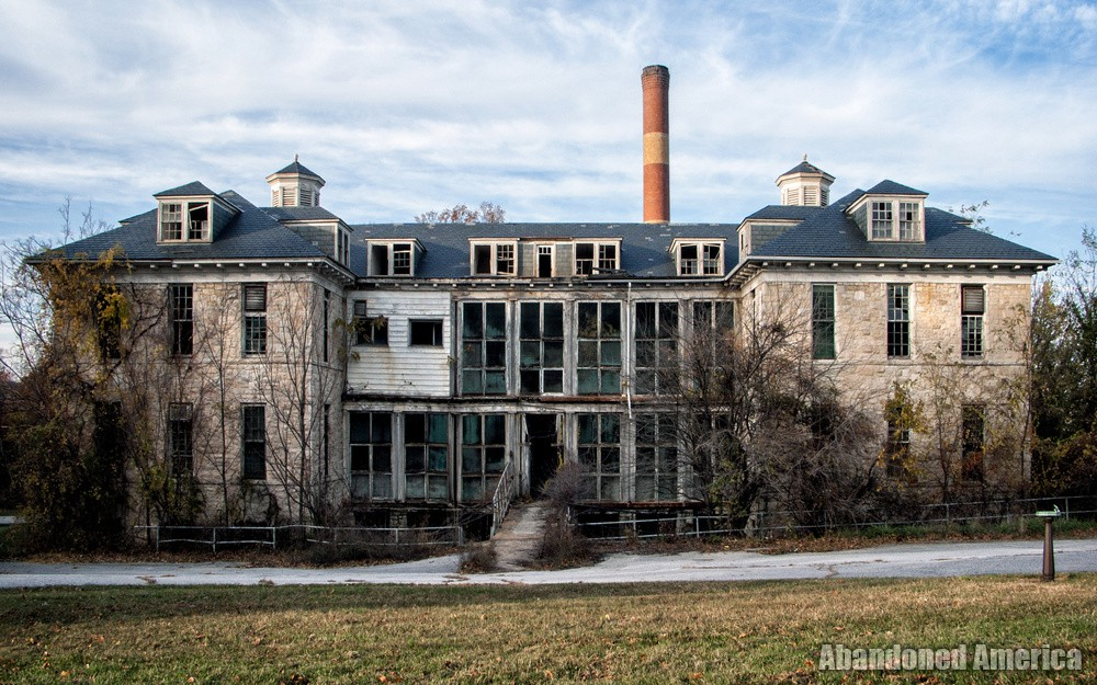 The Rosewood Center (Owings Mills, MD) | Imposing Exterior - The Rosewood Center