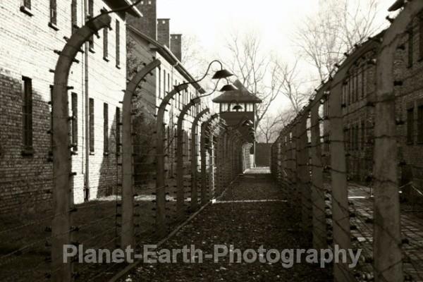 Auschwitz Perimeter 1 - Auschwitz