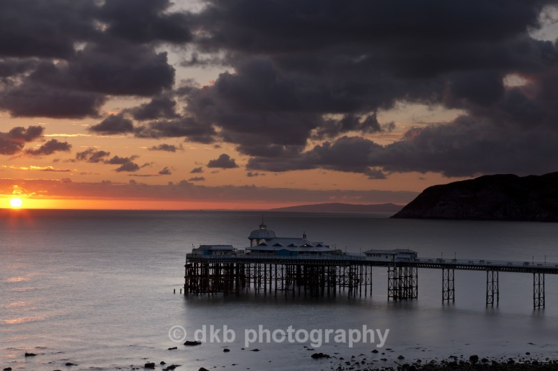 _MG_6084 LLandudno Sunrise. - COAST - NORTH WALES