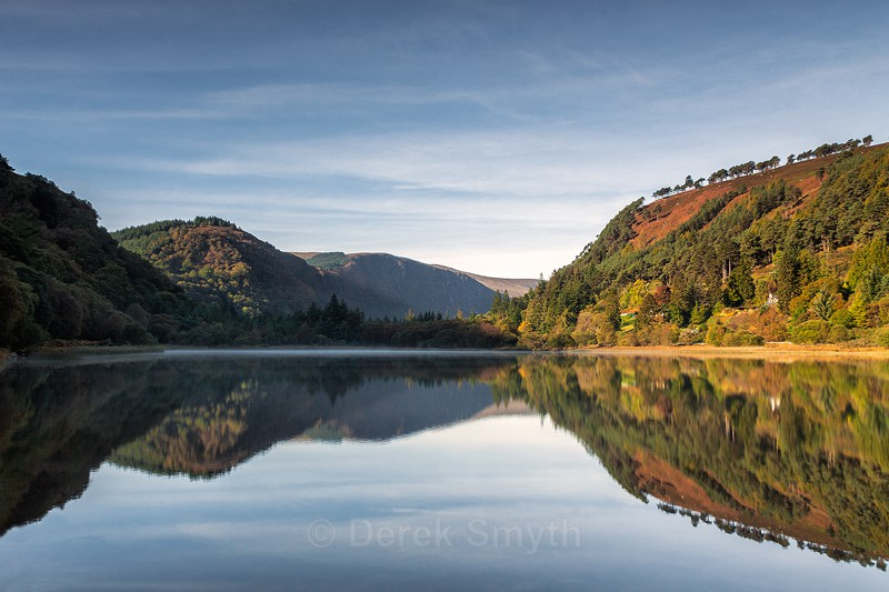 Glendalough Reflections - Co. Wicklow