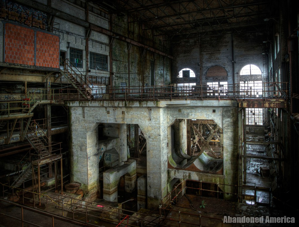 every empire must fall - Atlantic Avenue Power Plant*