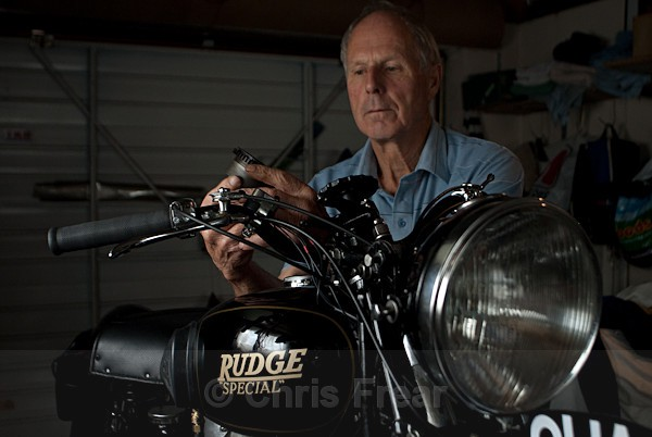 11 - Rudge Motorcycle Restoration