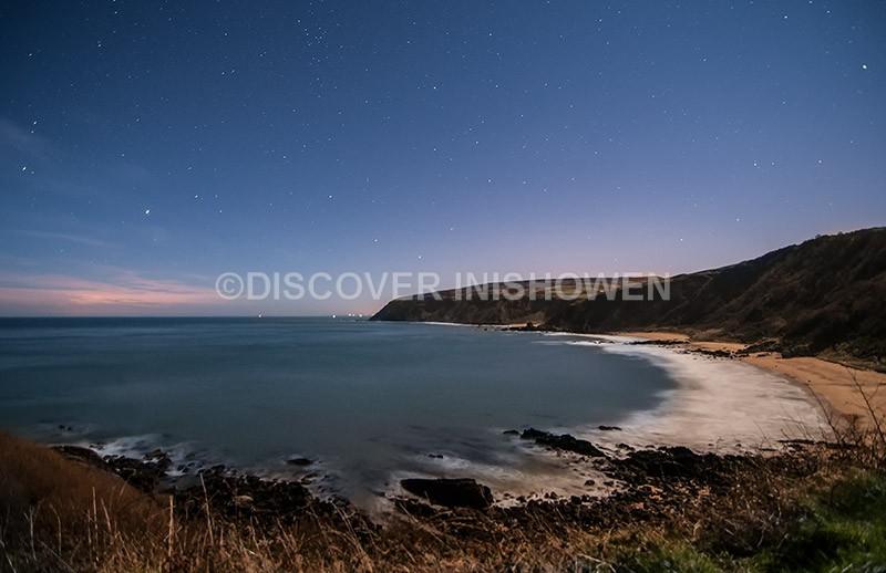 Kinnagoe Bay - Inishowen peninsula