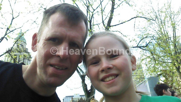 Dad & Daughter - Joanne