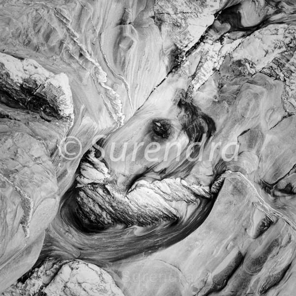 Eroded Rocks # 23D - Eroded Rocks  自然に老化を重ねた岩石