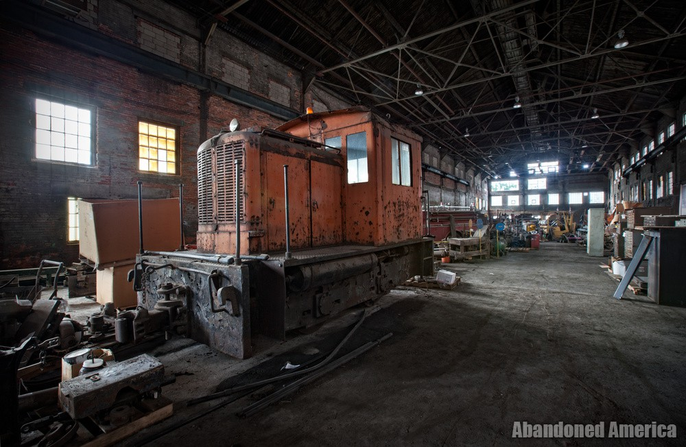 Bethlehem Steel (Bethlehem, PA) | Warehouse of Treasures - Bethlehem Steel