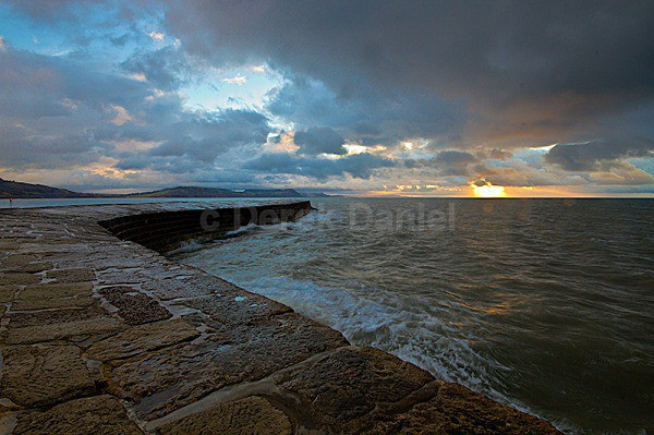 The Cobb, Lyme Regis - Dorset